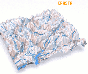 3d view of Crasta
