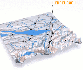 3d view of Kennelbach