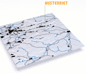 3d view of Wustenriet