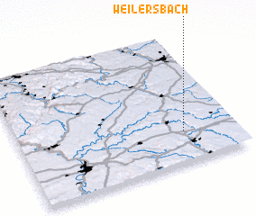 3d view of Weilersbach