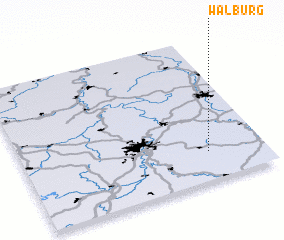 3d view of Walburg