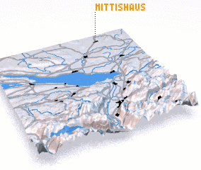 3d view of Mittishaus