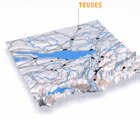 3d view of Teuses