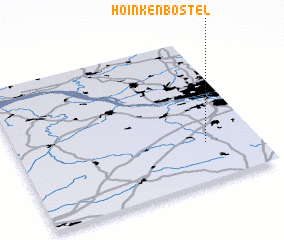 3d view of Hoinkenbostel
