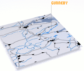 3d view of Gunneby