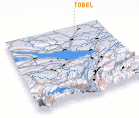 3d view of Tobel