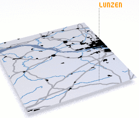 3d view of Lünzen