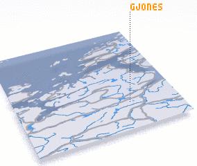 3d view of Gjønes