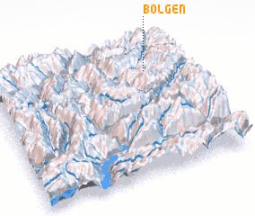 3d view of Bolgen