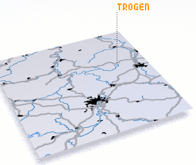 3d view of Trögen