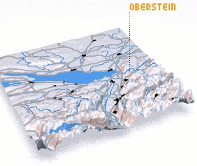 3d view of Oberstein