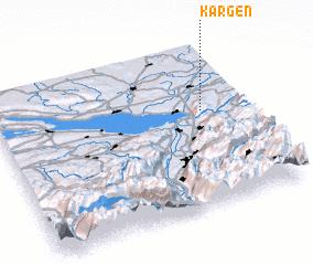 3d view of Kargen