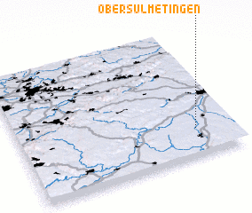 3d view of Obersulmetingen