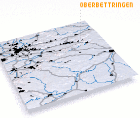 3d view of Oberbettringen
