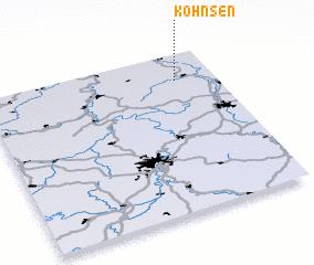3d view of Kohnsen