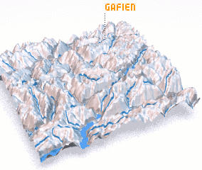 3d view of Gafien