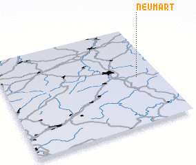 3d view of Neumart