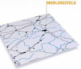 3d view of Oberlengsfeld