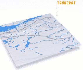 3d view of Tāmazrat