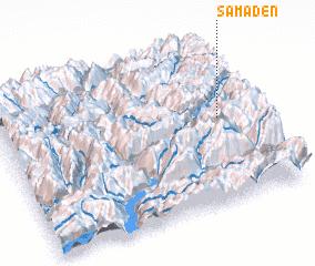 3d view of Samaden