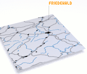 3d view of Friedewald