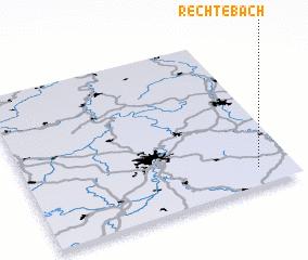 3d view of Rechtebach