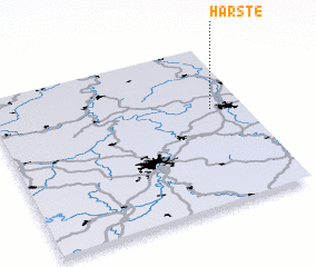 3d view of Harste