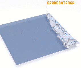 3d view of Grand Batanga