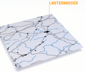 3d view of Lautenhausen