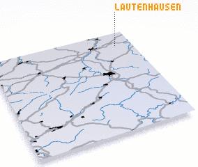 3d view of Lautenhausen