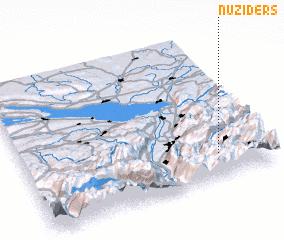 3d view of Nüziders