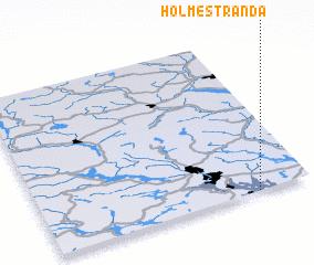 Holmestranda Norway map nonanet