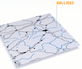 3d view of Wallings