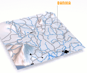 3d view of Banika
