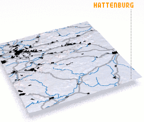 3d view of Hattenburg