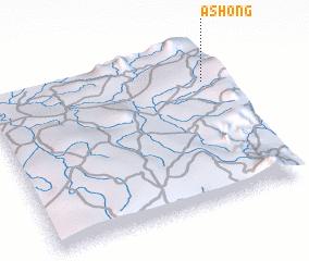 3d view of Ashong
