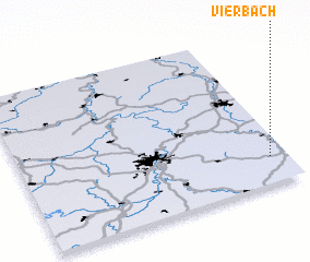 3d view of Vierbach