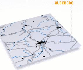 3d view of Alberode