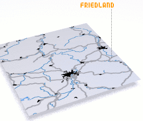 3d view of Friedland