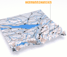 3d view of Hermannshansen