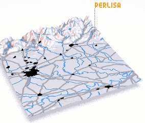 3d view of Perlisa