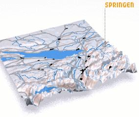 3d view of Springen