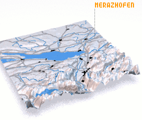 3d view of Merazhofen