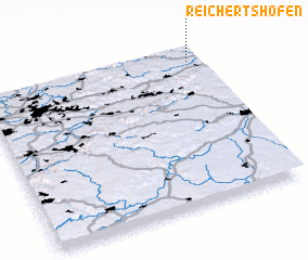 3d view of Reichertshofen
