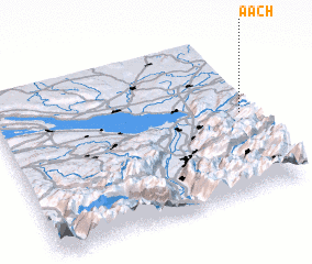 3d view of Aach