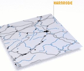 3d view of Harnrode