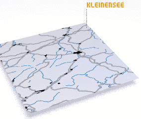 3d view of Kleinensee