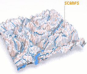 3d view of Scanfs