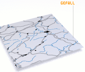 3d view of Gefäll