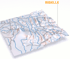 3d view of Modelle